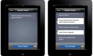Oracle Voice
